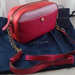 Cole Haan- Grand Series Camera Bag Crossbody